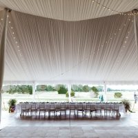 Tent Liner Head Table Jilltiongcophotography