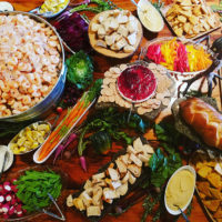 Charcuterie Table  - catering menu item