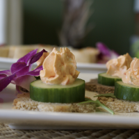Cucumber Sandwich - catering menu item